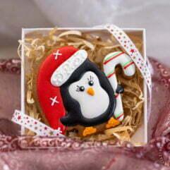 Pierniczek - pingwin